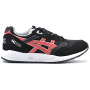 Asics Gel Saga black/red