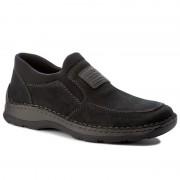 Обувки RIEKER - 05352-01 Black
