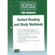 Science Explorer Life Science Guided Study Worksheets Se 2001c