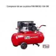 Compresor de aer cu piston FINI MK102-100-3M