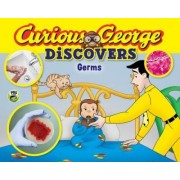 Curious George Discovers Germs (Science Storybook) by H A Rey