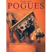 Music Sales The Best Of The Pogues. Partitions pour Piano, Chant et Guitare(Boîtes d'Accord)