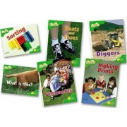 Oxford Reading Tree: Level 2: More Fireflies A: Pack (6 Books, 1 of Each Title) by Thelma Page