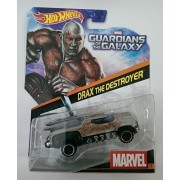 Hot Wheels, Marvel Character Car, Guardians of the Galaxy Drax the Destroyer #17, 1:64 Scale by Hot Wheels
