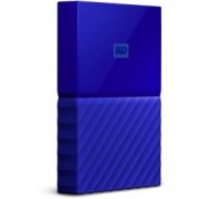 Western Digital netwerk harddisk MY PASSPORT 1TB BLUE