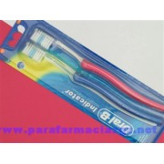 CEPILLO ORAL B INDICAT 35 ME 338087 CEPILLO DENTAL ADULTO - ORAL-B INDICATOR 35 (MEDIO )