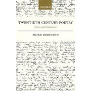 Twentieth-Century Poetry by Peter Robinson