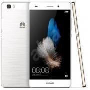 Telefon Mobil Huawei Ascend P8 Lite / Mini, Ale-L21, Dual SIM, Android 5.0, 5 inch, 4G / LTE, Octa Core 1.2 Ghz, 13MP / 5MP, 2200 mAh - White