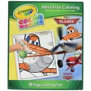 Crayola Color Wonder Mess Free Disney Planes Coloring Pad