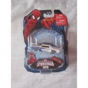 Marvel Ultimate Spider Man Maisto Die Cast Collection Silver and Blue Car