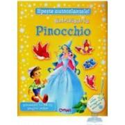 Lipeste Autocolantele Nazdravaniile Lui Pinocchio