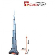 CubicFun C151H Burj Khalifa Puzzle
