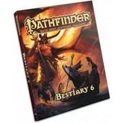 Pathfinder Roleplaying Game: Bestiary 6, Hardcover