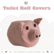 Toilet Roll Covers by Pat Ashforth
