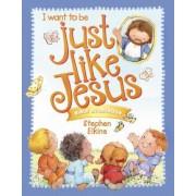Just Like Jesus Bible Storybook by Stephen Elkins
