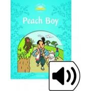 Classic Tales Second Edition: Level 1: Peach Boy e-Book & Audio Pack