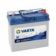 Varta Blue Dynamic 45Ah 330A J+ japán vékony saru