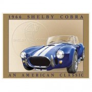 """Sign - Shelby Cobra"""