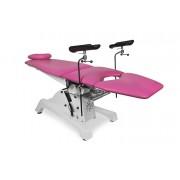 Nőgyógyászati kezelőágy, elektromos, 2 motoros (FG4 plusz)