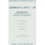Discoveries in the Judaean Desert, vol. XL by Hartmut Stegemann
