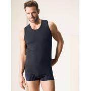Walbusch Modal Sport-Shirt Rundhals 2er-Pack Blau 5