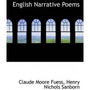 English Narrative Poems by Claude Moore Fuess
