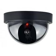 NL Cámara falsa con sensor movimiento Dome Dummy LED