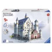 Ravensburger Puzzle 3D Castelul Neuschwanstein 216 piese