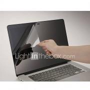 coosbo hd kristalheldere high definition screen protector voor 12,5 ''13,3'' inch macbook