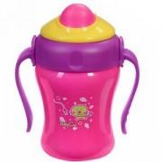 Детска Чаша със сламка Brafree 220мл. - 1036 Babyono - 3 налични цвята, 8990018