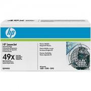 Тонер касета за Консуматив HP LaserJet Q5949X Dual Pack Black Print Cartridge for LJ 1320/3390aio/3392aio (2xQ5949X) - Q5949XD