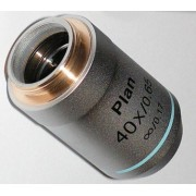 Obiectiv plan 40x pentru microscoape Lacerta seria Infinity