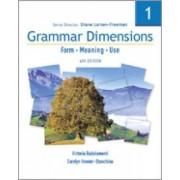 Grammar Dimensions: Workbook Bk. 1 by Victoria Badalamenti