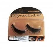 Gene False Hollywood EyeLash + lipici