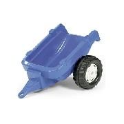 Rolly Toys Kid Trailer utánfutó kék