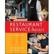 Restaurant Service Basics by Sondra J. Dahmer