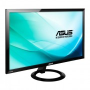 Asus monitor LED VX248H 24\ wide, Full HD, 1ms, 2xHDMI, fekete