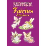 Glitter Fairies Stickers by Darcy May
