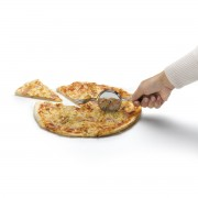 Tăietor de pizza cu furculita