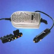 Adaptador / Cargador para Portatil conexión 12V Automovil