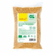 Horčičné semienko žlté Wolfberry BIO 200 g
