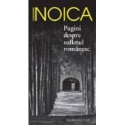 Pagini despre sufletul romanesc ed.2014 - Constantin Noica