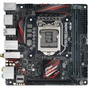Placa de baza Z170I PRO GAMING, Socket 1151, mITX