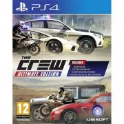 Joc consola Ubisoft Ltd The Crew Ultimate Edition PS4