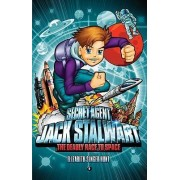 Secret Agent Jack Stalwart: Book 9: The Deadly Race to Space: Russia by Elizabeth Singer Hunt