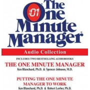 The One Minute Manager Audio Collection Abridged CD by Blanchard