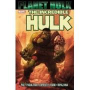 Hulk: Planet Hulk by Gary Frank