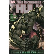 Hulk: Planet Hulk Prelude by Mike McKone