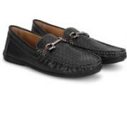 Carlton London Mr.CL Loafers(Black)
