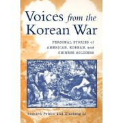Voices from the Korean War by Richard Peters